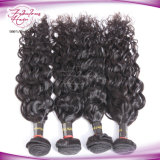 100% de cabelo humano com trama Indian Remy Natural Hair