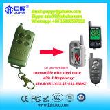 433MHz de la copiadora de Control remoto universal compatible con Steelmate