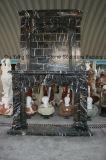 Bordi di marmo Mfp-026 del marmo della mensola del camino del camino