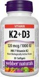 Vitamina naturale K2 (MK-7) dell'estratto di Natto per salute dell'osso