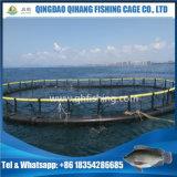 イズミダイの水産養殖のためのHDPEのケージのファーム制度
