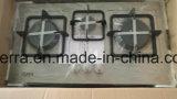 Fornello nero di Equipemt della cucina di vetro Tempered (JZS4620A)