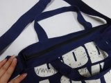 Экономичные и практически двойного назначения сумки мешка плеча холстины