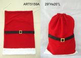 Decoração estando do Natal de Santa e de boneco de neve com Gifts-2asst