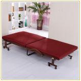 Кровать одиночной складчатости хорошего качества отсутствующая для домашней гостиницы стационара