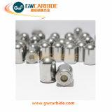 Boutons solides de carbure de tungstène de Grewin
