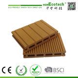 Decking oco de madeira do plástico Composite/WPC da alta qualidade
