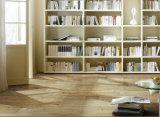 Azulejo de madera cuadrado de las buenas opciones de los diseños Niza para la porcelana