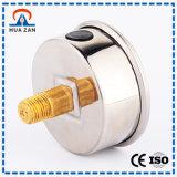 Fabrik-GroßhandelsEdelstahl-Panel-Montierungs-Luftdruck-Anzeigeinstrument