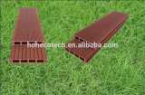 140 * 25mm Ipe Wood Plastic Composite Decking Eau-proof WPC Decking Floor