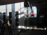 Energiesparender Auto-Farbanstrich-Raum
