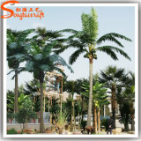 Пальма кокоса напольных валов украшения пластичных искусственная