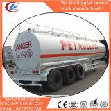 Clw販売のための酸オイルの輸送のタンカーのステンレス鋼のトレーラー