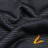 Tela elástico hecha punto de Lycra del Spandex del poliester para la aptitud de la ropa de deportes (LTT-JDHDW#)