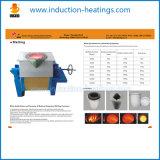 Prezzo all'ingrosso della fornace di fusione della lega del metallo di induzione di buona qualità