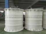tanque de mistura plástico do líquido de limpeza do toalete 3000L