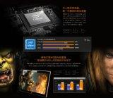 Onda Xiaoma 11 2 in 1 colore a due bande dell'oro di OS WiFi di pollice 1920*1080 IPS Windows 10 della ROM 11.6 di RAM 64GB del lago N3450 4GB intel Apollo del PC del ridurre in pani