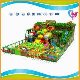 Apparatuur van de Speelplaats van de Kinderen van het Thema van de laagste Prijs de Bos Binnen Zachte (a-15358)