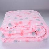 Дешевые одноразовые фланелевая подкладка из флиса одеяло авиакомпании
