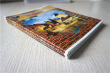 Caderno do papel do livro de exercício do estudante dos artigos de papelaria da escola