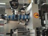 Einzelne Kopf Kurbelgehäuse-Belüftungshrink-Hülsen-Etikettiermaschine