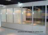 현대 사무실 방음 회의실 움직일 수 있는 벽 분할