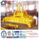 Écarteur automatique hydraulique électrique télescopique de conteneur de grue de port