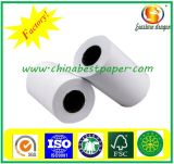 Kompatibler seitlicher Seiten-thermisches Papier-Tunnel-bohrwagen Rolls der Beschichtung-Printing&1