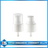 최신 인기 상품 플라스틱 크림 펌프 24mm 금속 로션 펌프 처리 크림 펌프
