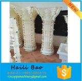 Tamanho concreto plástico da coluna quadrada do molde do molde romano da coluna: 400*3700mm