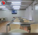 세륨 표준 Prefabricated 강철 목조 가옥