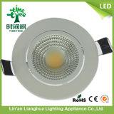 9W 알루미늄 고성능 램프 LED 가벼운 옥수수 속은 아래로 점화한다