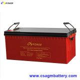 12V100ah de Diepe Batterij op hoge temperatuur van het Gel van de Cyclus Zonne voor het Midden-Oosten en Afrika