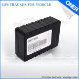 À Prova de Tempo Real Rastreador GPS com controle de placa dupla