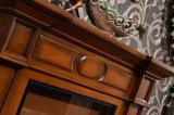 現代簡単なLEDはつける暖房のホーム家具の電気暖炉(323S)を