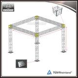 4 Bundel van de Steun van de Grond van het Aluminium van de Tribune van de Tentoonstelling van pijlers de Mini