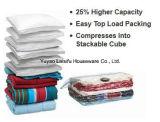 Libre Diseño PE Hanging vacío bolso para la ropa largos hechos en China