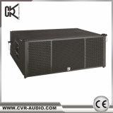 12 Methoden-Zeile Reihen-Lautsprecher-System verdoppeln des Zoll-3