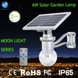 Lampada solare del giardino di Bluesmart 6W 9W 12W per gli indicatori luminosi solari della sosta del giardino della strada
