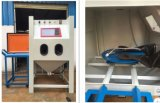 Equipamento seco do sopro de areia para o grande e do Workpiece Sandblasting pesado do molde