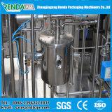 탄산 음료 또는 가스 음료 또는 소다수 플라스틱 병 채우는 포장기