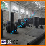 Macchina nera di distillazione dell'olio per motori/macchina residua del purificatore di olio del motore