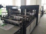 Machine à fabriquer des sacs à boîte non tissés à ultrasons Zxl-E700