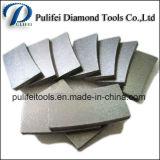 Het Segment van de diamant voor Hulpmiddelen van het Graniet van het Blad van de Cirkelzaag de Scherpe