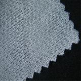 Tricotado circular tejido tela adhesiva entretela 4-Way Stretch Interfaz flexible