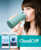 Bouteille de cadeaux promotionnels personnalisés APP Data Tracker Smart Water Cup
