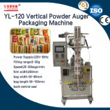 Saco de pó vertical que enche-se e máquina de empacotamento para a bebida (YL-120)
