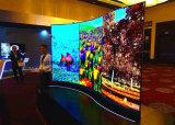55  4K Androïde het Netwerk van WiFi 3G/het Vouwbare Scherm OLED Flexibele OLED van Vensters