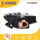 Toner compatibile CF280xc CF280AC di alta qualità per l'HP