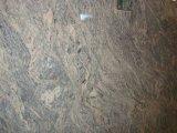 중국은 최신 판매 2cm 간격 Juparana 가벼운 화강암 석판을 닦았다